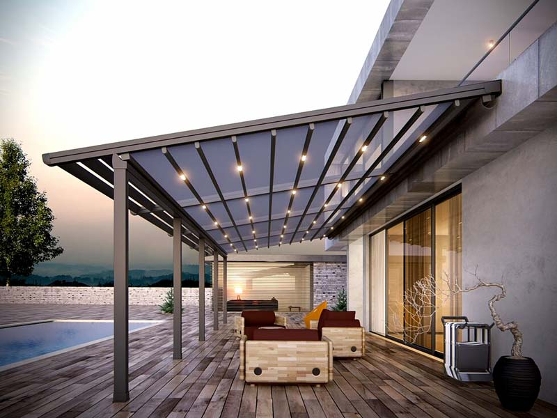 Retractable Pergolas Perth
