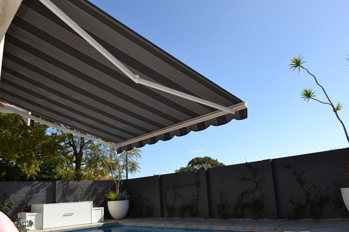 Folding Arm Awnings Perth